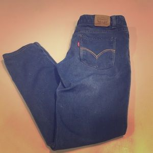 Levi 710 super skinny soft stretch jean